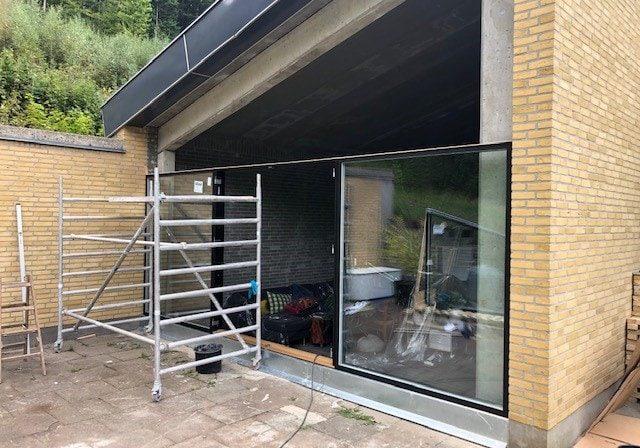 nye døre og vinduer